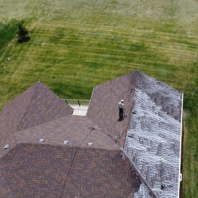 new roof rejuvenation project in calgary