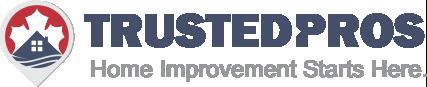 trusted pros logo