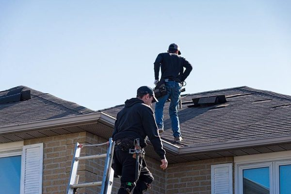 roofing company in Calgary